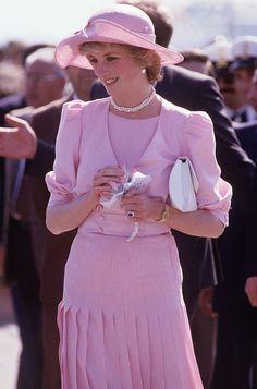Diana de Gales y Catherine Walker