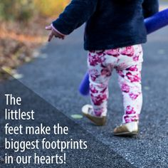 The littlest feet make the biggest footprints in our hearts! Footprints, Family Quotes, Hearts, Parenting, Sweatpants, How To Make, Kids, Fashion, Moda