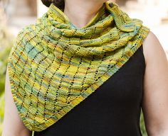 Lots of free patterns for variegated yarn