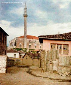 Sultan Murat - Hjunkjar Mosque in Skopje