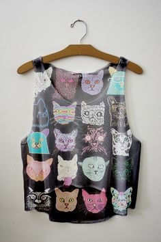 cat shirt...I love cats