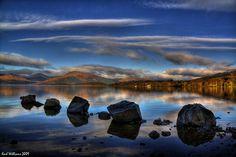 The Rocks, Loch Lomond.