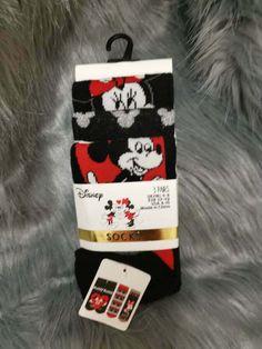 Disney Frozen Olaf Socks Christmas Snowman Printed Ladies 3 Pairs UK 4-8 Primark