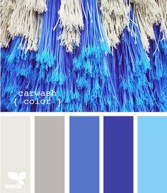Ideas Kitchen Wall Colors Blue Design Seeds For 2019 Blue Wall Colors, Paint Colors, Room Colors, Color Palate, Blue Design, Design Seeds Blue, Sky Design, Colour Schemes, Color Combos