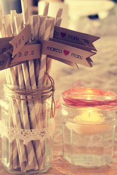 #decoración #boda #DIY #vintage