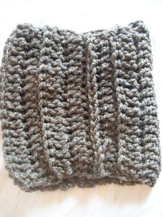 Unisex Wool Infinity Scarf by jclairep on Etsy, $20.00