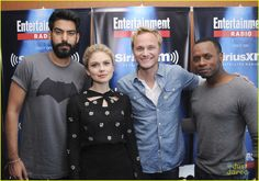 iZombie cast at the San Diego Comic Con 2015