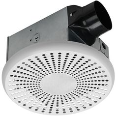 Lowe's 119 Home NetWerks 1.5-Sone 90-CFM White Bathroom Fan