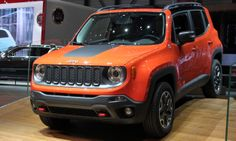 2015 Jeep Renegade: First look