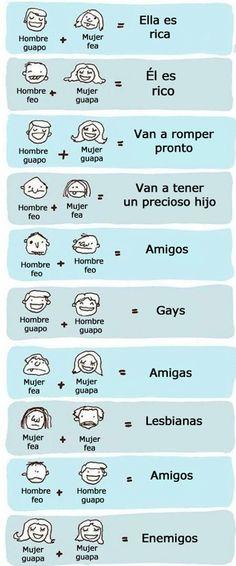 Estereotipos de parejas