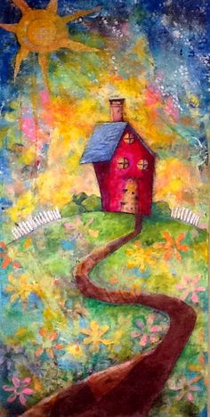 Our house is a very, very, very fine house, with two cats in the yard, life used to be so hard..... ~Crosby, Stills, Nash & Young