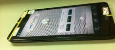 Nuevas imágenes del que podría ser el prototipo del Samsung Galaxy SIII  http://www.xatakandroid.com/p/84202