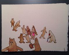 Bear Crowd - Dan Paul Roberts
