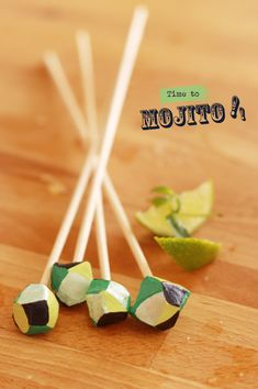 (in French) Mango Mojito, Mojito Cocktail, Diy Doll Miniatures, The Body Book, Art Bag, Paper Organization, Rainbow Birthday, Food Crafts, Miniature Food