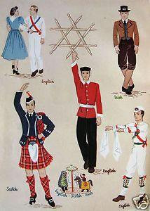 Danzas-populares-islas-britanicas-Inglaterra-Escocia-Irlanda-trajes-festivales-de-musica
