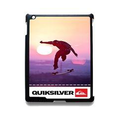 Quiksilver Skateboarder TATUM-9033 Apple Phonecase Cover For Ipad 2/3/4, Ipad Mini 2/3/4, Ipad Air, Ipad Air 2