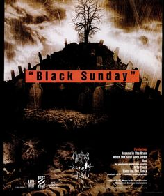 Cypress Hill - Black Sunday (Vibe September 1993)