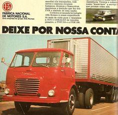 FNM | Brazilian Alfa Romeo Truck - adv