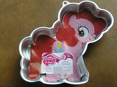 Wilton - My Little Pony Cake Jelly Tin- Cake Baking Decorating