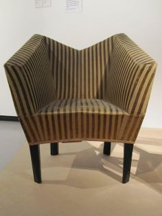 cubist chair by pinkgerl, via Flickr