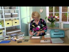 Crafting My Style with Sue WIlson - Stamps to Die For, for Creative Expressions - YouTube
