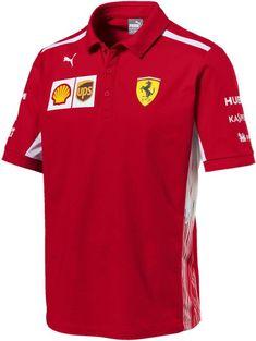 5f9b98d3e Puma Ferrari Men s Team Polo Ferrari