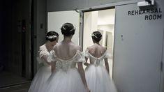 """""""Les Willis"""" de l'Opéra de Paris, tournée triomphale 2012 aux Etats-Unis Chicago, Washington et New York ! Image Polaris."""