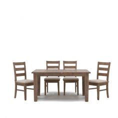 Dining - Dining Collections - Spano 5 Piece Dining - Living Room Ideas, Bedroom Furniture Warehouse, Dining Room Sets Bucks County, Main Line Philadelphia