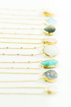 Alohanani necklace - rainbow moonstone gold necklace pendant necklace gold pendant necklace hawaii bridesmaid wedding pendant necklace