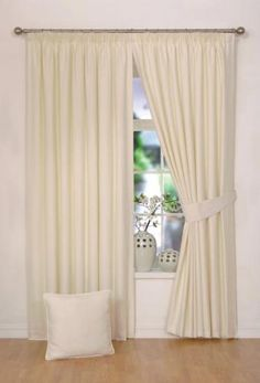 £109 Turin, Curtains, Living Room, Home Decor, Blinds, Decoration Home, Room Decor, Home Living Room, Drawing Room