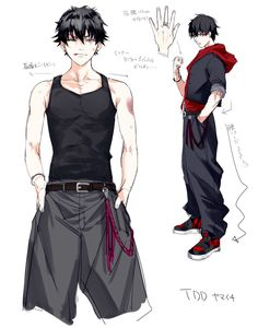 Discover recipes, home ideas, style inspiration and other ideas to try. Hot Anime Boy, Cute Anime Guys, Anime Boy Hair, Character Outfits, Character Art, Male Character Design, Anime Boy Zeichnung, Handsome Anime Guys, Anime Poses