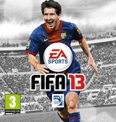 EA divulga capa mundial de FIFA 13