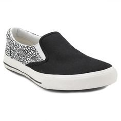 Like Butter Women's Black/White now featured on Fab.