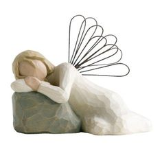 Willow Tree Dreaming Angel Figurine by Susan Lordi