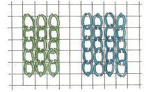 Chain Filling - Needlepoint Teacher