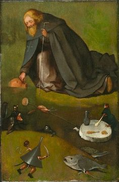 The Temptation of St. Anthony (Nelson-Atkins)