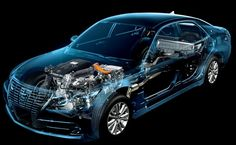 Review 2015 Toyota Crown Detail Engine View Model