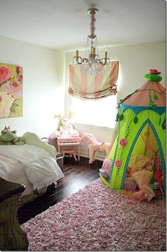 for a little girls room...