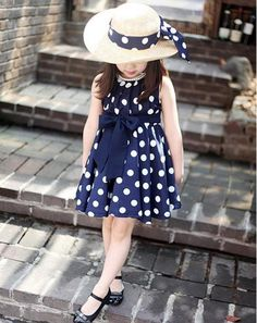 1PC Kids Children Clothing Polka Dot Girl Chiffon Sundress Dress NOTE: Please compare the detail sizes with yours before you buy!!! Use similar clothing to compare with the size. Specifics Size S(100) M(110) L(120) XL(130) XXL(140) CM IN CM IN CM IN CM IN CM IN Bust 56 22.1 58 22.8 62 24.4 64 25.2 70 27.6 Shoulder 22 8.7 23 9.1 24 9.5 25 9.8 26 10.2 Sleeve -- -- -- -- -- -- -- -- -- -- Waist -- -- -- -- -- -- -- -- -- -- Length 54 21.3 58 22.8 59 23.2 64 25.2 66 26.0 Age 2-3Y 3-4Y 4-5Y 5-6Y…