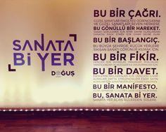 @sanatabiyer #SanataBiYer @dogusgrubu #DoğuşGrubu @bomontiada #bomontiada #bomonti @refsproduction #AdvisedByRefs