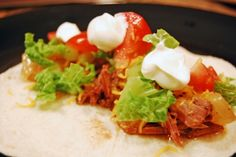 Salsa Verde Steak Slow Cooker Recipe