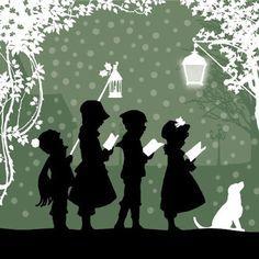 Paulo Viveiros: Christmas Silhouettes