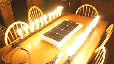 SOLN1 25 - Easy to Build DIY Portable Energy Generator Solar