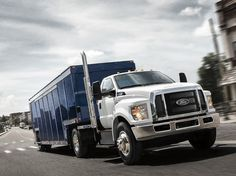 Ford's Big Trucks Hauling in Big Sales: New 2016 F-650 and F-750 Trucks Have Best Year-to-Date Since 1997 fordoforange.com