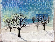 I'm Working on a Project: WIP Wednesday: Shadows on the Orchard