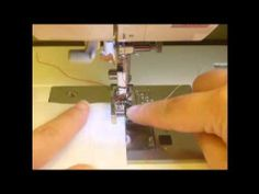 Singer Quantum Stylist 9960 Video Part 10  In this segment I demonstrate how to use the Overcasting Foot, how to access and use the coordinating stitches and how to use one of the stitches as a Flatlock.
