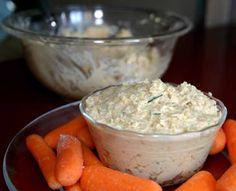 white bean garlic hummus