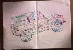 Car stamps