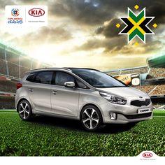 #CopaAmerica #CopaAmericaChile2015 #KiaCarens