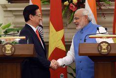 China teme que relações Índia-Vietnã ameacem sua posição dominante | #China, #CooperaçãoMilitar, #DisputasTerritoriais, #EquilíbrioDePoder, #GásNatural, #Índia, #MarDoSulDaChina, #ParceriaEconômica, #Pesca, #Petróleo, #VenusUpadhayaya, #Vietña